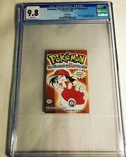 CGC 9.8 Pokemon: The Electric Tale of Pikachu #7 VHS Edition mini comic