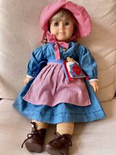 Pleasant Company American Girl Kirsten in Original Condition with Meet Outfit