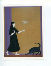 Will Barnet Famous Artist Painter Rare Youth Signed Autograph Postcard Photo