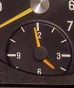 Mercedes Benz 450SL, 380SL, 560SL Clock REPAIR SERVICE