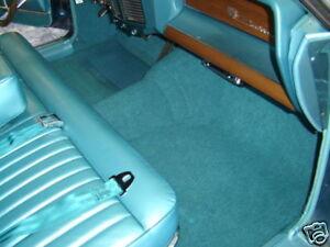 1961-1969 LINCOLN CARPET SETS