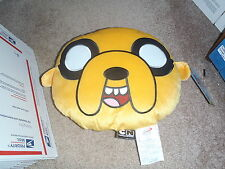 Adventure Time Finn and Jake  Cushion Pillow Silk Printing 16' x  14' new