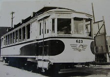 USA220 - KANSAS CITY PUBLIC SERVICE Co - TROLLEY No623 PHOTO Missouri USA