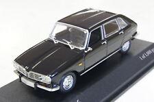 Renault 16 1965 schwarz 1:43 Minichamps neu & OVP