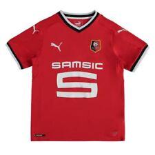 Camisetas de fútbol de clubes franceses rojos