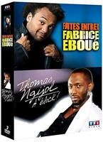 COFFRET 2 DVD - Faites entrer Fabrice Eboué + Thomas Ngijol à block !