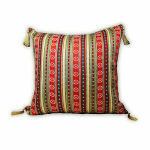 40x40 CM Cushion Cover,Pillow Case,Oriental Cushion, Damaskunst 4066