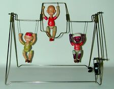 Henry Triple Trapeze Celluloid Wind-up Toy Japan Circa 1934 Carl Anderson Comic