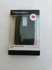 Custodia / Cover in Gomma Black per BlackBerry Bold 9000 Skin ORIGINALE Nuova