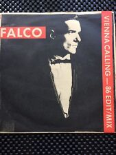 "Falco - Vienna Calling - 7"" Vinyl Single  -"