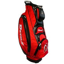 BRAND NEW Team Golf NHL New Jersey Devils Victory Cart Bag 14673
