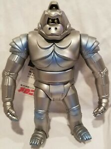 Bandai MECHANIKONG Soft Vinyl 1991 Figure King Kong Godzilla w/Tag Marmit Popy
