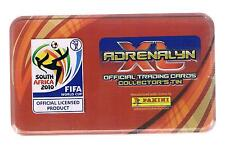 WORLD CUP 2010 ADRENALYN XL TRADING CARD TIN