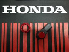 Genuine Honda Jazz centro posteriore sensore di parcheggio, Milano Rosso 2012 > 2016 * GRATIS *