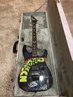 ESP LTD Kirk Hammett Nosferatu Electric Guitar with Case