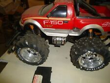 """New Bright RC Ford 150 """"4x4"""" Pickup Truck, needs 9.6V battery, 27 MHZ control"""