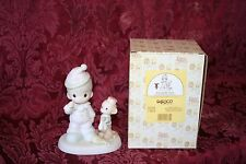 Precious Moments Special 1998 Limited Edition # 522325 Somebody Cares Figurine