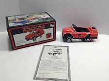 Phillips 66 Die Cast  Limited Edition Pedal Car Bank 1 of 2,508