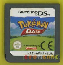 POKEMON DASH Nintendo Ds Versione Europea »»»»» SOLO CARTUCCIA