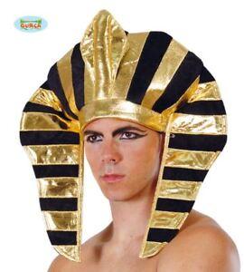 Egyptian Fabric Pharaoh Headdress