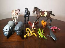 Animal Toy Lot