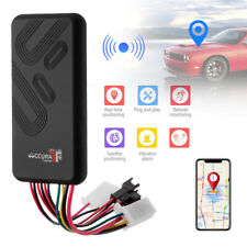 Car GPS Tracker GSM SIM Real Time GPRS Tracking Device Locator For Truck Vehicle