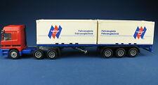 SIKU 3424 - Mercedes Actros Container-LKW - WINKLER - WERBEMODELL - 1:55