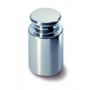 2g Stainless Steel Cylindrical Calibration Weight