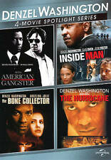 NEW - Denzel Washington 4-Movie Spotlight Series