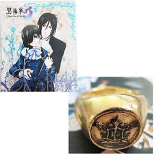 ANELLO KUROSHITSUJI RING COSPLAY BLACK BUTLER CIEL PHANTOMHIVE ANIME MANGA #2