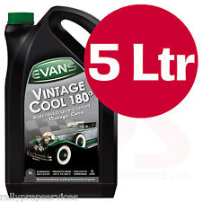 EVANS WATERLESS COOLANT. VINTAGE COOL 180 - 5 Litre Race / Rally / Vintage Car