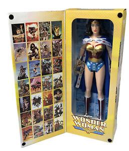 "2017 Classic DC Universe Jakks Pacific Wonder Woman 18"" Big-Figs Figure Vol. 6"