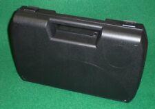 großer abschließbarer Pistolenkoffer Waffenkoffer Kunststoffkoffer schwarz NEU