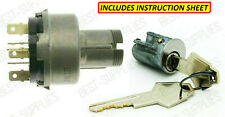 Ignition Switch Ignition Lock Cylinder combo for many Chrysler Dodge Plymouth