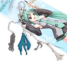Anime Hatsune Miku Keychain Pandent Cosplay Decorations