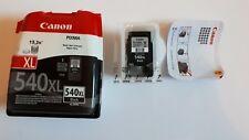 CANON PIXMA 540xl ink cartridge (open but unused) MG2150 MG3500 MX375