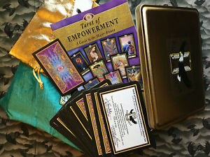 Tarot of Empowerment Limited Collector Edition Set - Signed 41/250
