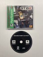 PS1 Grand Theft Auto 2 (Sony PlayStation 1, 1999) COMPLETE!! PS1