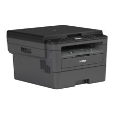 Brother DCP-L2510D Mono Printer, Laser, 2-Line LCD Screen, 64MB Memory, A4, 250