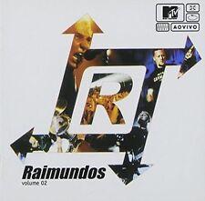 RAIMUNDOS - MTV AO VIVO, VOL. 2 NEW CD