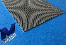 Platten für die Metallbearbeitung 5mm Lochblech aus Edelstahl
