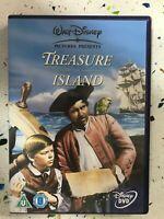 Treasure Island DVD Walt Disney Inglese Tedesco Francese Am