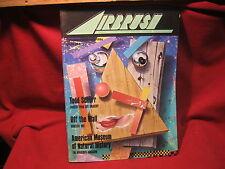 Airbrush Action Magazine September October 1986