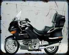 Bmw K1200 Lt 08 A4 Metal Sign Motorbike Vintage Aged