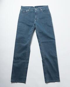 Stefano Ricci NWT Light Blue Stretch Denim Regular Fit Jeans 34 US 50 IT