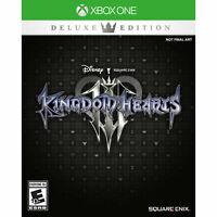 Kingdom Hearts III 3 XB1 Xbox One Deluxe Edition