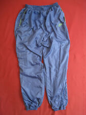 Pantalon Nike Vintage 90'S Survetement Lavande Nylon Sport Ancien - L
