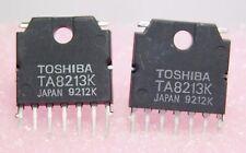 TA8213K / IC / SIP / 2 PIECES  (qzty)