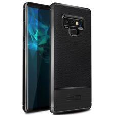 CoverKingz Samsung Galaxy Note 9 Handyhülle Silikon Case Premium-Look Rugged Arm