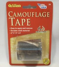 """Allen Realtree AP Cloth Tape 120"""" X 2"""" Roll Camo Camouflage Wrap New Hunting New"""